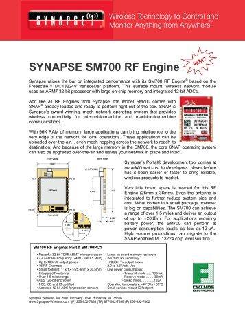 Synapse-SM700xx-Engi.. - Synapse Wireless
