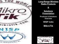 wireless - MUM - MikroTik