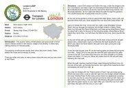 Directions - Walk London