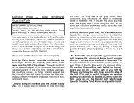 The Tyne Riverside Country Park circular walk leaflet - Walk4Life