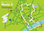 Route 3 Challenging leaflet - Walk4Life