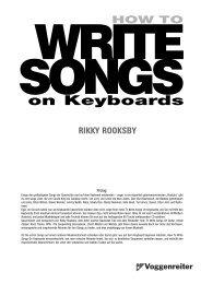 on Keyboards - Musik Titt