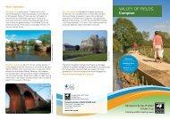 Valley of Fields walk leaflet - Walk4Life