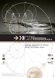 Programma dettagliato della conferenza (file.pdf) - Europa facile