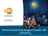 01_Informe_Demanda_y_Fronteras_TXR_10_2012 - XM