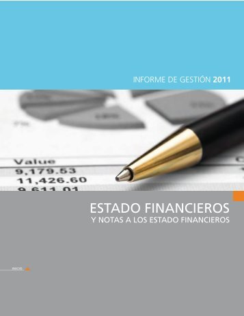 ESTADO FINANCIEROS - XM