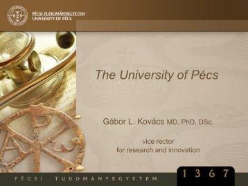 The University of Pécs