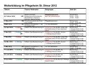 Weiterbildungs-Programm 2012.pdf - Pflegeheim St.Otmar