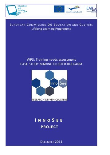 d10.10-cases-marine_bg - IntelSpace Innovation Technologies SA