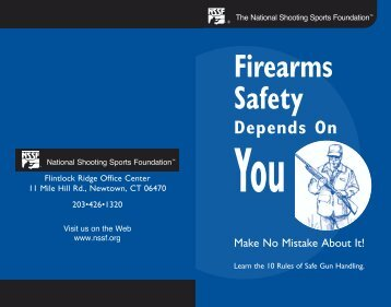 Firearms Safety for Gun Owners - seesac