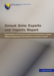 Annual Arms Exports and Imports Report - SIPRI