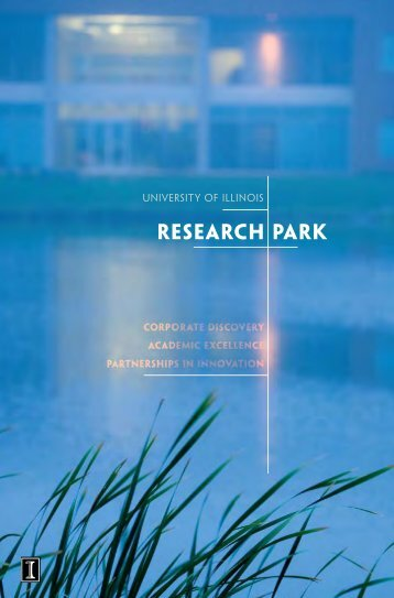 RESEARCH PARK - Office of Technology Management, Urbana ...
