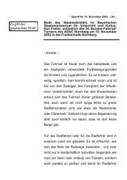 Rede des Bayerischen Ministerprsidenten Dr - Freller, Karl