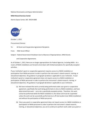 Noaa Data Sharing Policy For Grants And Cooperative Agreements