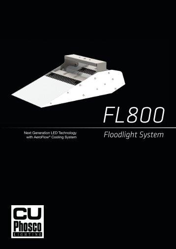 FL800 LED - CU Phosco