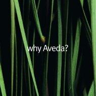 why Aveda? - Gossips Hair & Beauty