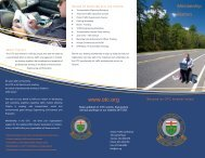 Membership Matters Brochure - Ontario Traffic Conference