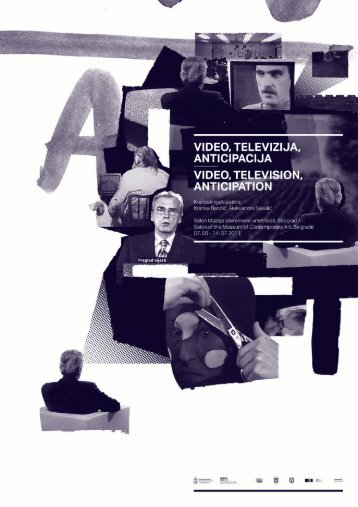 VIDEO. TELEVIZIJA. ANTICIPACIJA - SCCA-Ljubljana