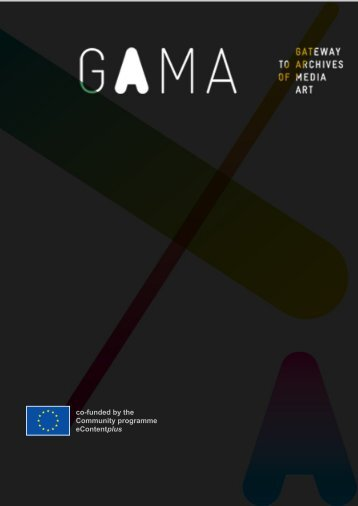 about GAMA - SCCA-Ljubljana