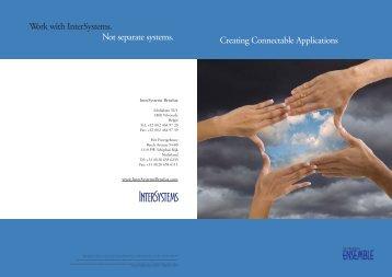 Brochure downloaden - InterSystems Benelux