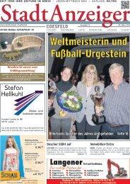 Stadt Anzeiger Coesfeld KW13