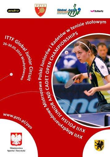 XVII Polish Junior and Cadet open Championships XVII ...