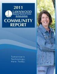 COMMUNITY REPORT - Lawnwood Regional Medical Center