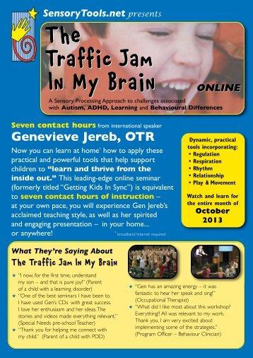 The Traffic Jam In My Brain ONLINE - saslha