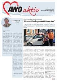 Ausgabe 02 - 2010 - AWO Kreisverband Siegen-Wittgenstein/Olpe