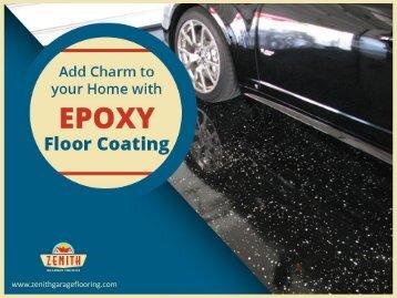 Benefits of Epoxy Flooring in Denver