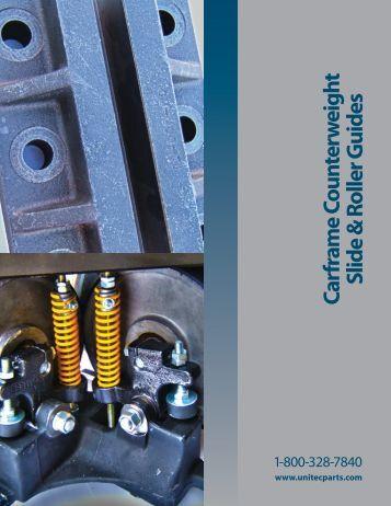 Carframe Guide Catalog - Unitec Parts