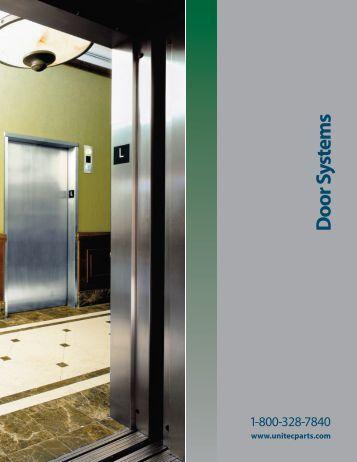 Door System Catalog - Unitec Parts