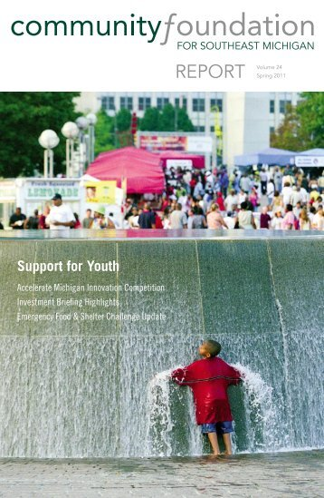 Spring 2011 Report - Community Foundation