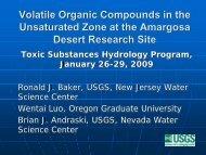 Presentation Slides - pdf - USGS