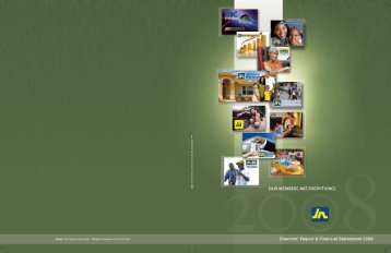 Annual Report 2008 - Jamaica National Building Society