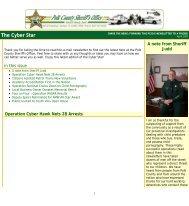 cs0407 - Polk County Sheriff's Office