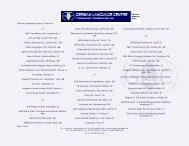 Client list as pdf file - German Language Centre