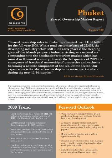 Phuket Shared Ownership Market Report - C9 Hotelworks