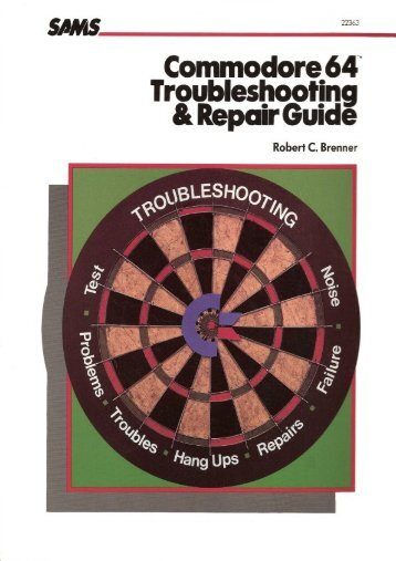 Commodore 64 Troubleshooting and repair guide - 1000 BiT
