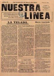 Nuestra Línea del 21 de mayo de 1925