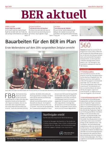 BER aktuell 04/2015