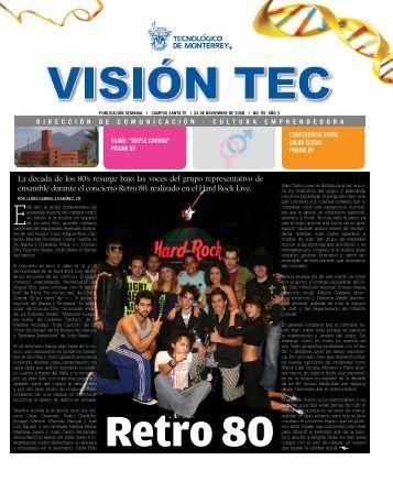 Visión 55 - Santa Fe - Tecnológico de Monterrey