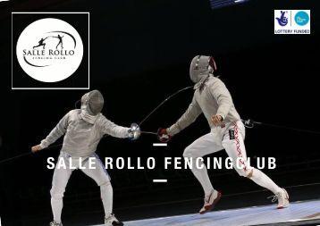 SALLE ROLLO FENCINGCLUB