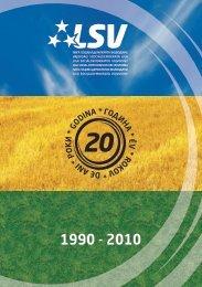 Brosura LSV.pdf - Liga socijaldemokrata Vojvodine