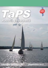 TAPS2012_vuosikirja_lowres - Tampereen Pursiseura