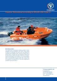 rr 4.2 rescue boat - Fr. Fassmer GmbH & Co. KG