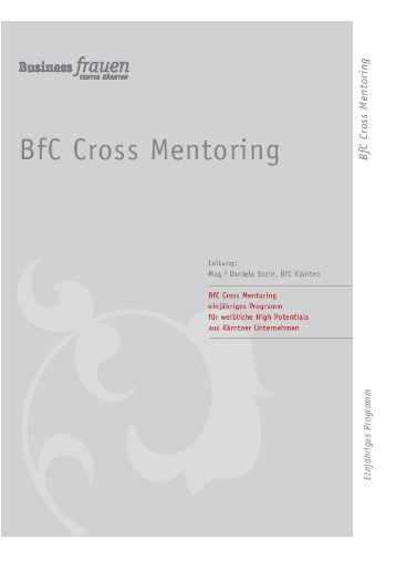 BFC Cross Mentoring 2008