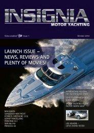 Fairline shows new 42' flybridge cruiser, Targa OPEN, Targa 58