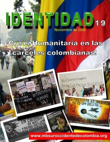 identidad 19 - Movimiento Bolivariano por la Nueva Colombia