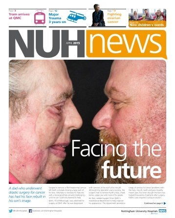 NUH News April 2015
